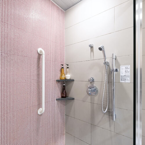 3F シャワー室